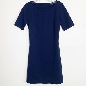 club monaco / short-sleeve midi dress
